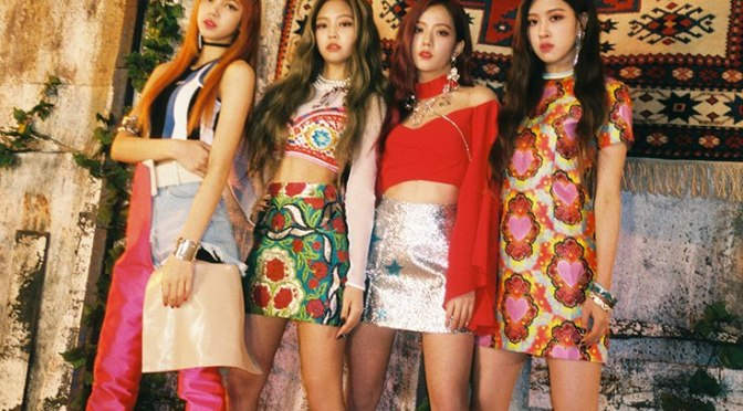 [YG-LIFE] 170623 BLACKPINK Proved Their Formidable Influence in the Global Music Scene By Surpassing 10 Million Views