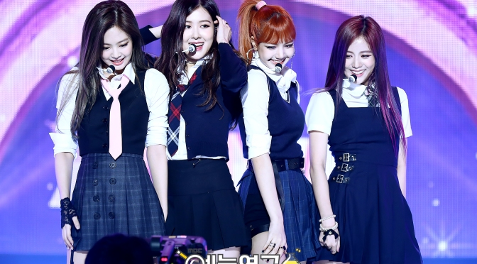 [NEWS] 180801 BLACKPINK Ranks 2nd Best Female Idol Teenagers Want As Transfer Students