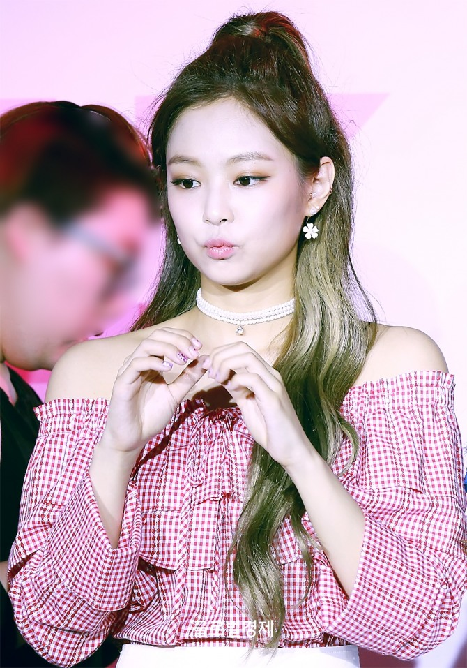 170701 ICE CREAM EVENT JENNIE_16