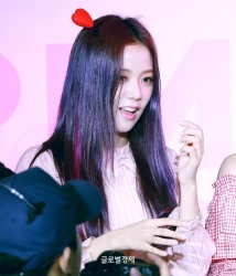 170701 ICE CREAM EVENT JISOO_1