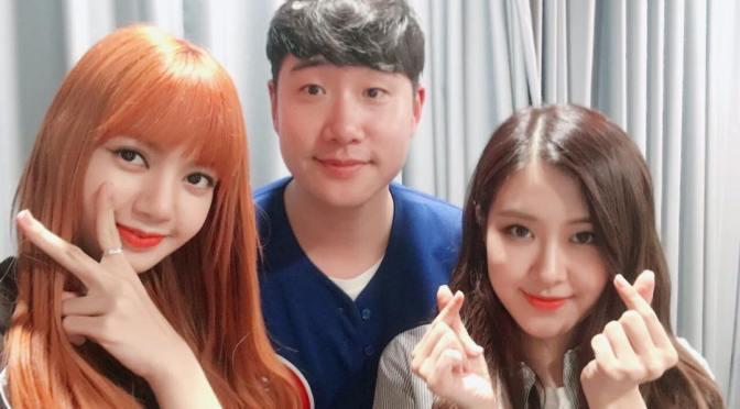 [RADIO] 170707 Lisa & Rosé on SBS Power FM Bae Sungjae's Ten