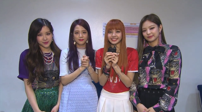 [VIDEO] 170703 Unaired Encore of BLACKPINK on SBS Inkigayo + Q&A Time on MelOn