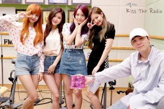 170705 KBSHONGKIRA with blackpink_1