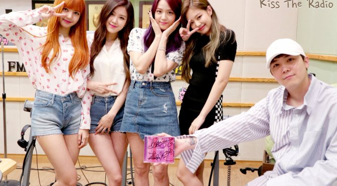 [RADIO] 170704  BLACKPINK on KBS Cool FM Lee Hongki's Kiss The Radio