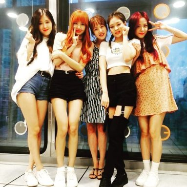 170705 lovegame1077 with blackpink_1