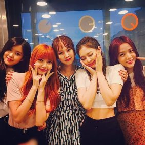 170705 lovegame1077 with blackpink_2