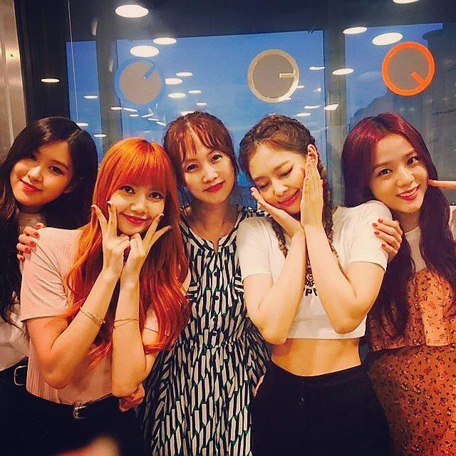 [RADIO] 170705  BLACKPINK on SBS Power FM Park Sohyun's Love Game