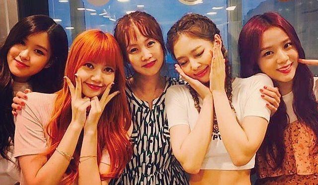 [RADIO] 170705  BLACKPINK on SBS Power FM Park Sohyun's Love Game