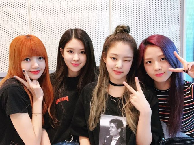 [RADIO] 170707  BLACKPINK on SBS Power FM Choi Hwa Jung's Power Time