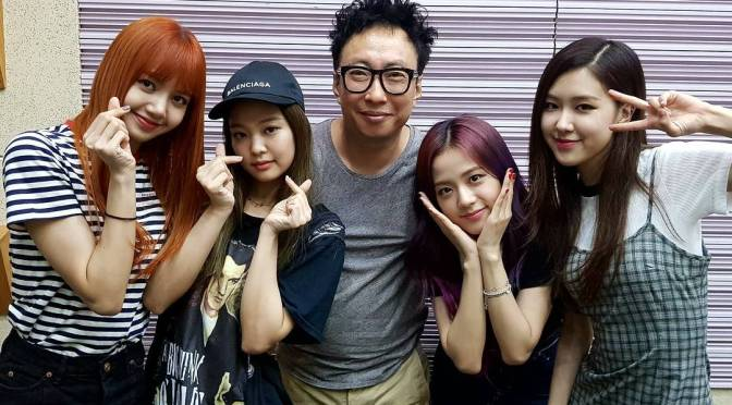 [RADIO] 170717 BLACKPINK on KBS Cool FM Park Myungsoo's Radio Show
