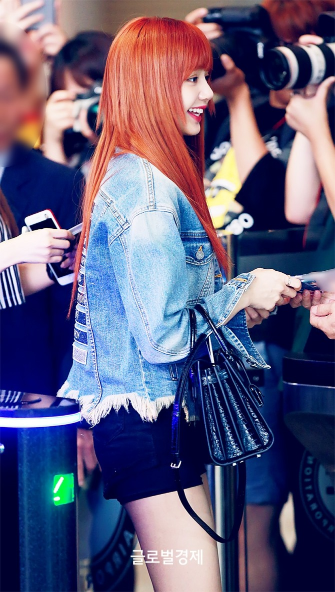 170717 Gimpo Airport Lisa 7 Ygdreamers