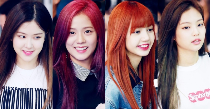 [PRESS] 170717 BLACKPINK at Gimpo Airport (Departure to Japan)