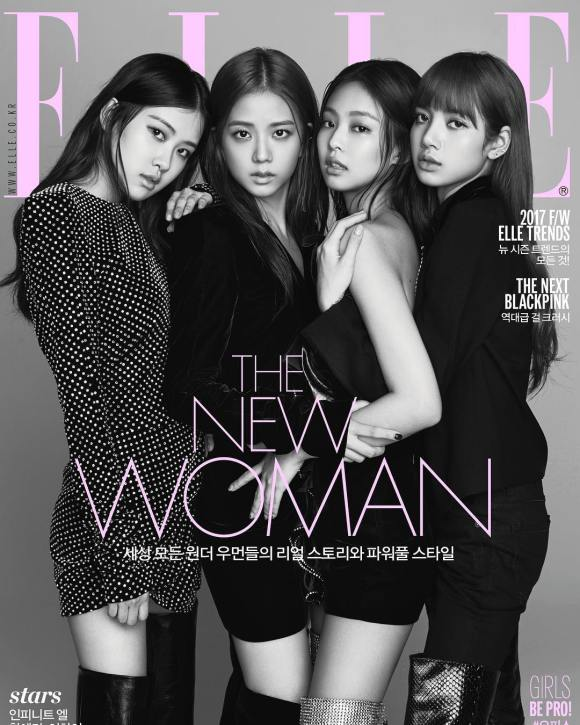 170718 ellekorea blackpink august 2017 issue