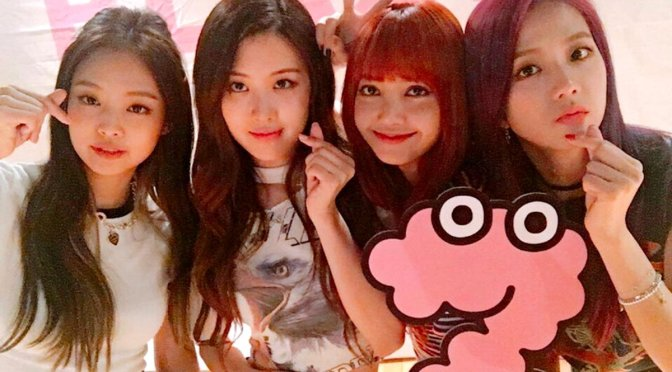 [SHOW] BLACKPINK on Japan's Nippon TV 'ZIP!'