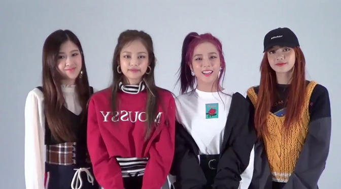 [VIDEO] 170721 BLACKPINK for modelpress