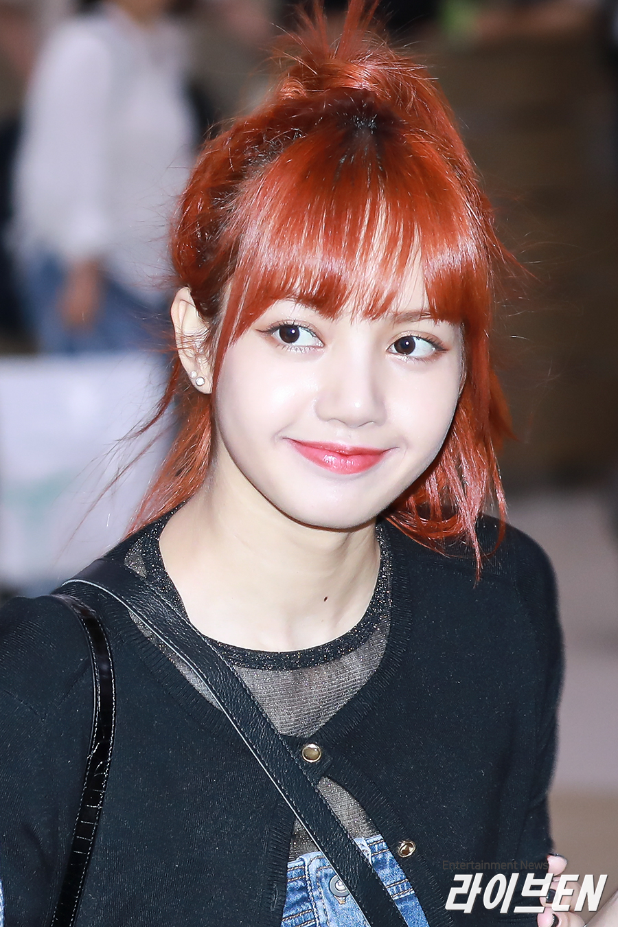 170721 GIMPO AIRPORT LISA_5 | YGDreamers