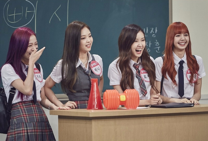 [SHOW] 170805 BLACKPINK on JTBC Knowing Brothers
