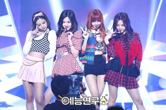 [OFFICIAL] 170708 BLACKPINK's HQ Photos on MBC Music Core