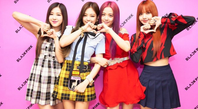 [YG-LIFE] 170721 Tickets For BLACKPINK's Debut Showcase in Japan Were Sold Out, Releasing Official Debut Album at the End of August