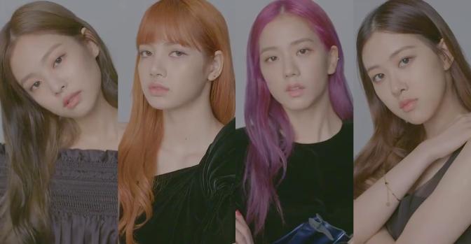[YG-LIFE] 170728 BLACKPINK Members Show Off their Sensual Charm