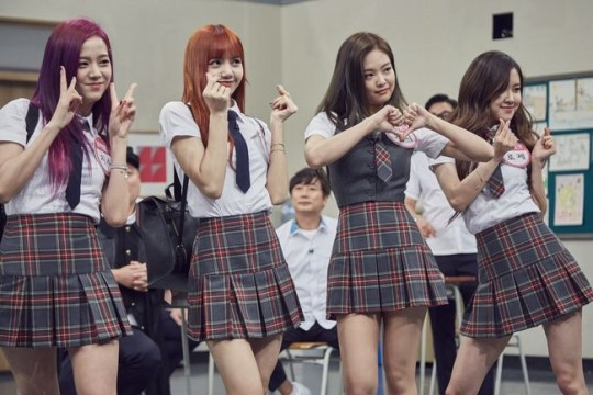 170805 knowing brothers blackpink_1