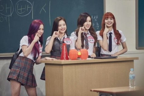 170805 knowing brothers blackpink_2