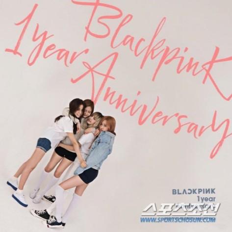 170808 blackpink 1st anniversary