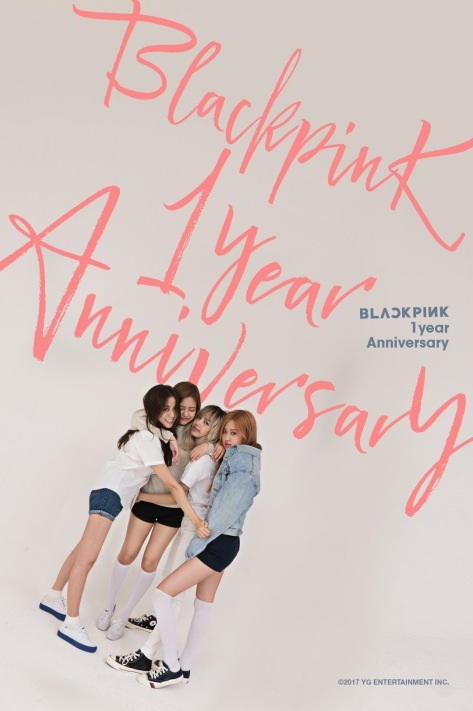 170808 BLACKPINK - DEBUT 1 YEAR ANNIVERSARY