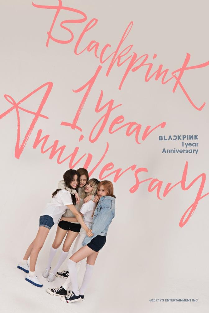 "[YG-LIFE] 170808 ""20170808 Forever♥""… BLACKPINK Celebrating 1st Anniversary of Their Debut"