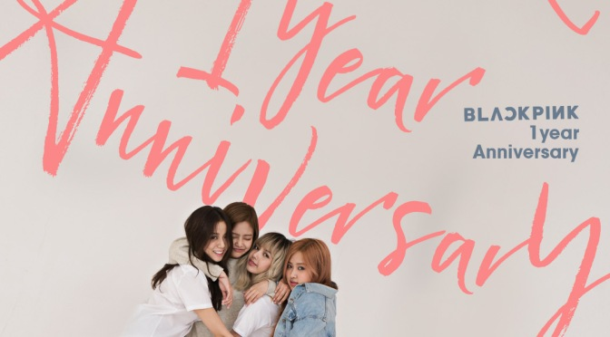 "[YG-LIFE] 170808 ""20170808 Forever♥""… BLACKPINK Celebrating 1st Anniversary of Their Debut"