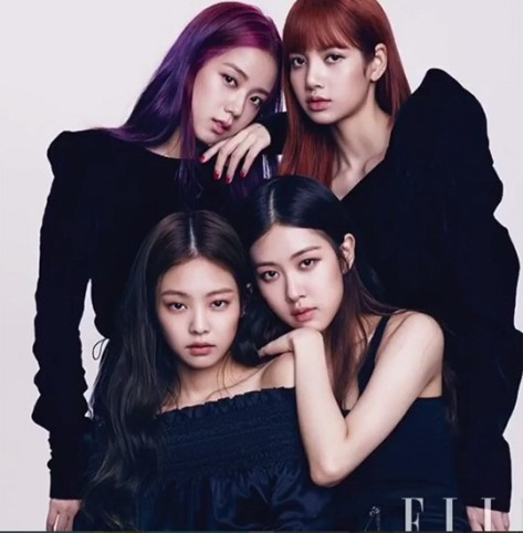 170808 blackpink on elle_2