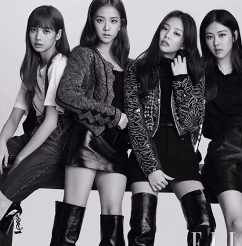 170808 blackpink on elle_3