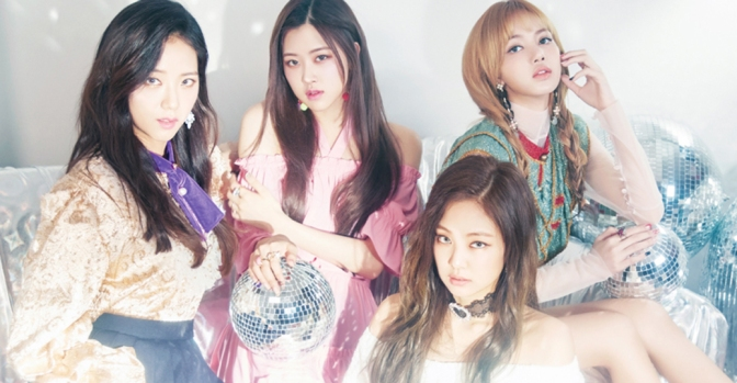 [YG-LIFE] 170831 BLACKPINK Hit Japan Hard, Swept No.1 on Oricon and Tower Record Charts