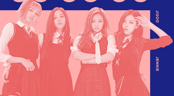 [OFFICIAL] 160622 BLACKPINK – 'AS IF IT'S YOUR LAST' COUNTER
