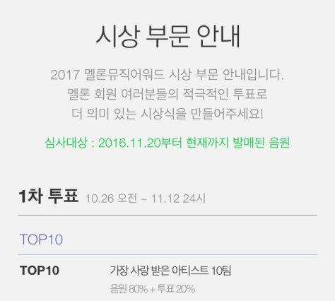 2017MMA Top 10Bonsang