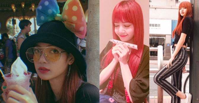 [YG-LIFE] 170916 BLACKPINK's Lisa Lets a Peek Into Her Everyday Life