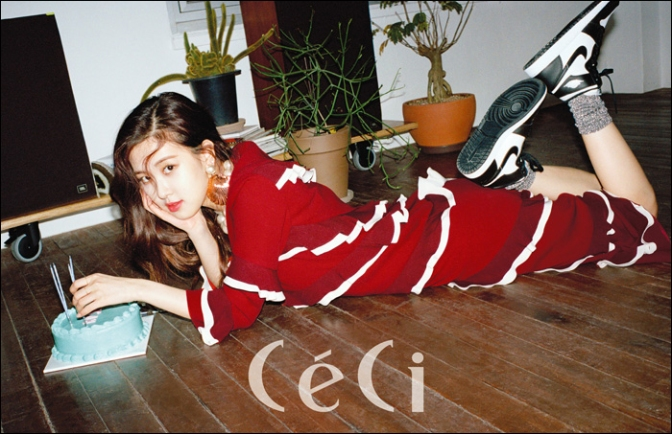 [MAGAZINE] 171117 Rosé on Ceci Korea December 2017 Issue (INTERVIEW + SCANS)
