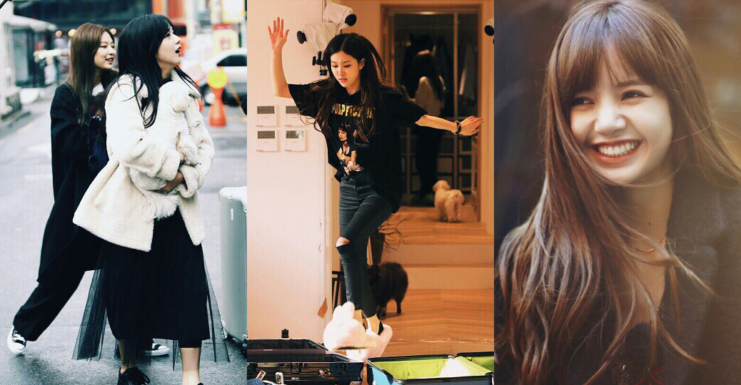 [YG-LIFE] 171124 BLACKPINK Starts Shooting the 'BLACKPINK House', No More Mysticism