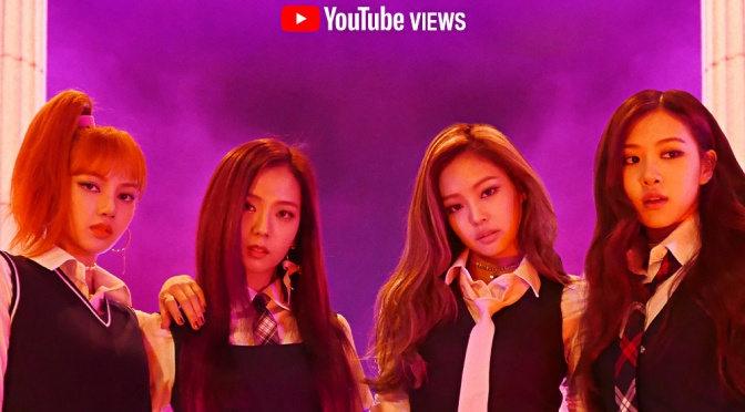 [OFFICIAL] 171215 BLACKPINK – 'AS IF IT'S YOUR LAST' MV HITS 200 MILLION VIEWS