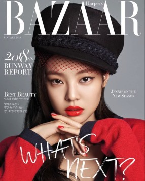 171218 harpersbazaarkorea january 2018 issue jennie cap_1