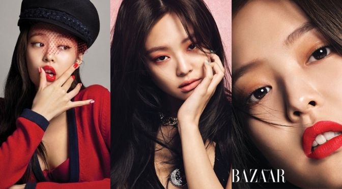 "[NEWS] 171219 ""Sexy and Innocent""… BLACKPINK Jennie, Chanel's 2018 Muse, A New Goddess is Born"