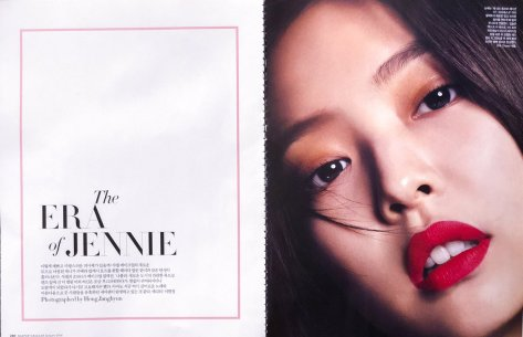 171220 _youimma jennie on harper's bazaar kr jan2018 scan_1
