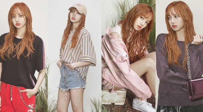 [ENDORSEMENT] Lisa for NONA9ON S/S 2018 Collection – 'SUMMER ISN'T OVER YET'
