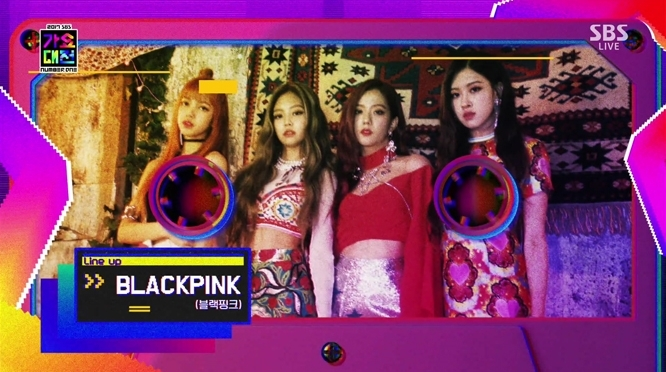 [INFO] 171210 BLACKPINK Confirmed To Attend SBS Gayo Daejun 'NUMBER ONE'