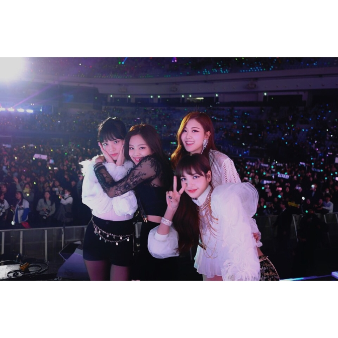 [IG/TRANS] 171222~31 blackpinkofficial Updates: SBS Gayo Daejun, 'So Hot' Cover, Christmas & New Year Messages & More