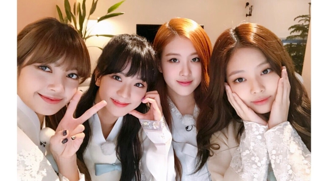 [NEWS] 180225 BLACKPINK Places 8th on February 2018 Singer Brand Reputation Rankings