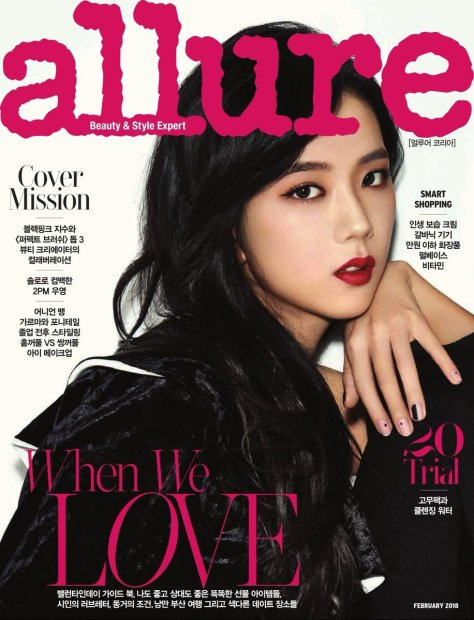 allure korea february jisoo_2