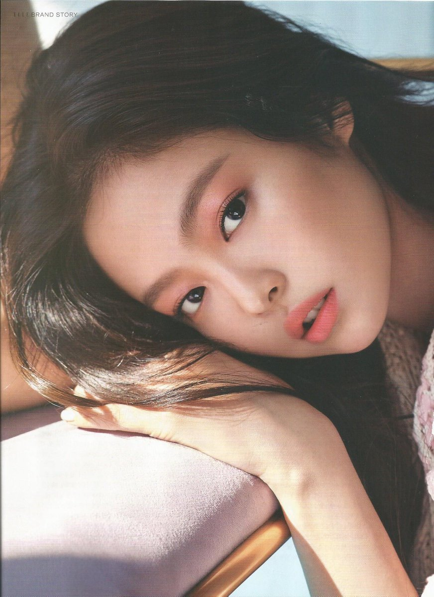 [MAGAZINE] 180221 Jennie on Elle Korea March 2018 Issue (SCANS + OFFICIAL PHOTOS)