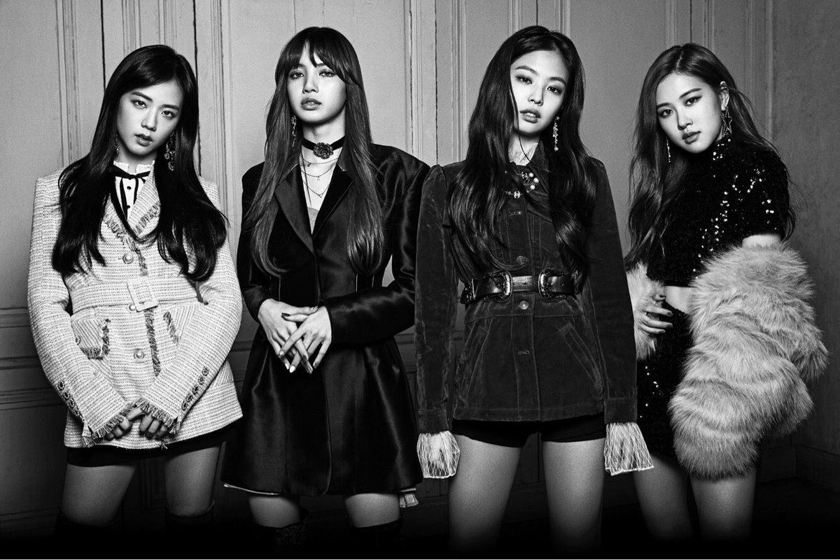 [NEWS] 180310 BLACKPINK Is #6 on March 2018 Girl Groups Brand Reputation Rankings