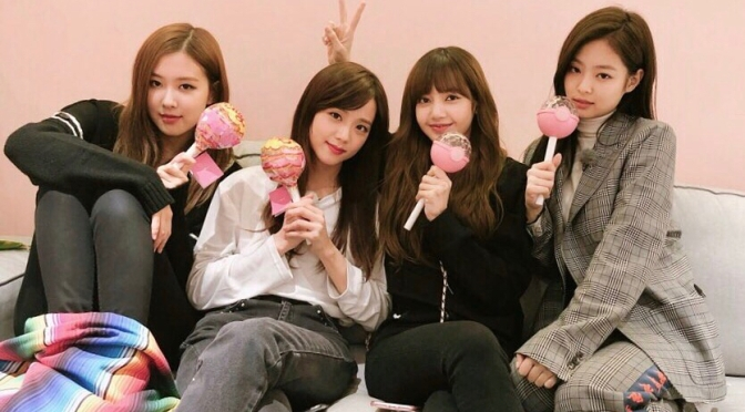 [IG/TRANS] 180302~24 blackpinkofficial Updates: Jeju Trip, New TikTok Video, Behind Photo Stills Filming for BLACKPINK House & More